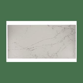 Venato Blanco Matte Porcelain Floor Tile 15x30 In