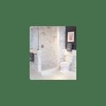 Hampton Carrara Hex Marble Mosaic Tile 1 X 1 In Your Bath Store