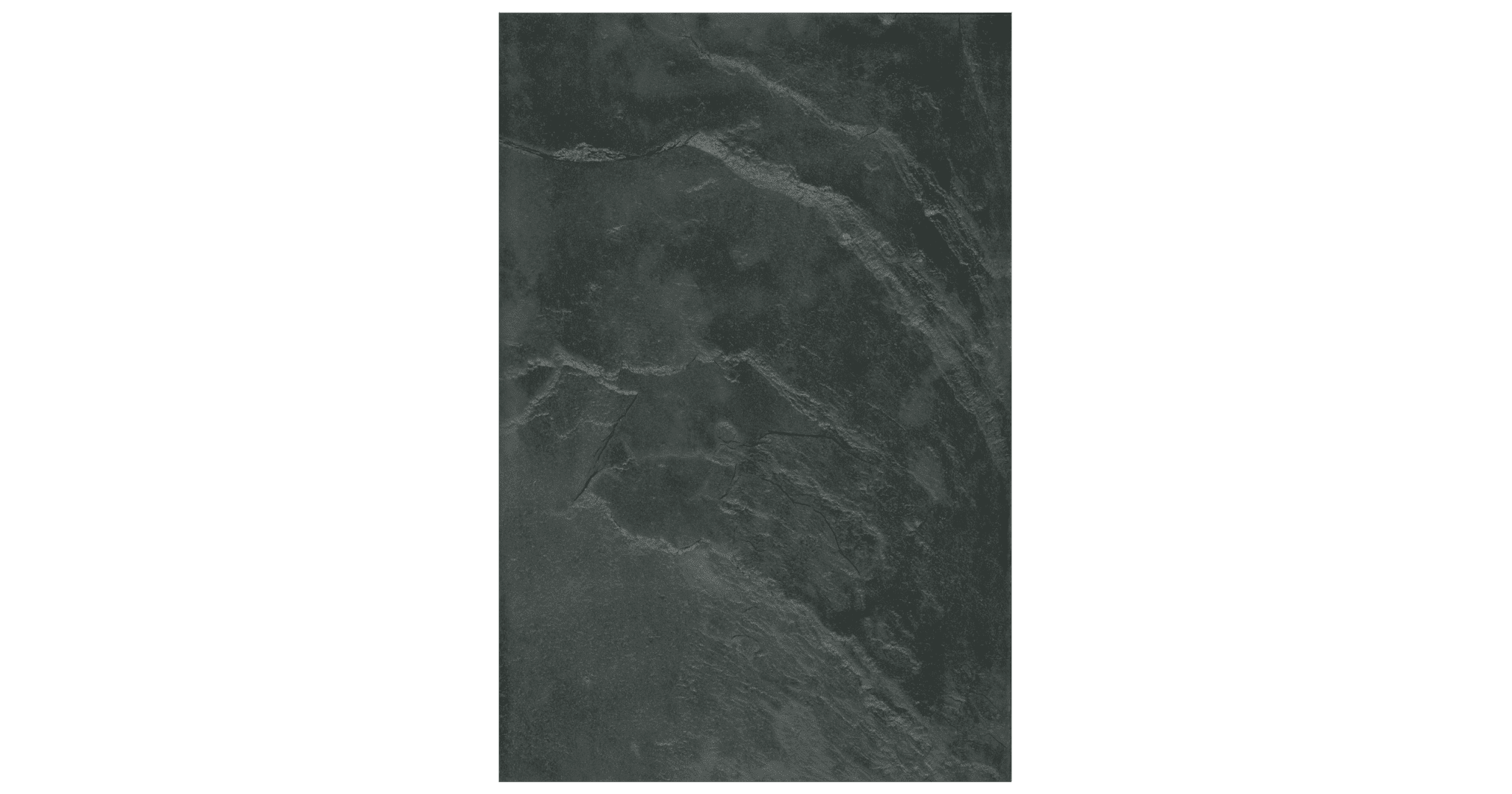 Adoni Black Slate Floor Tile  16 x 24 in  Your Bath Store