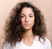 prevent & tame frizzy hair