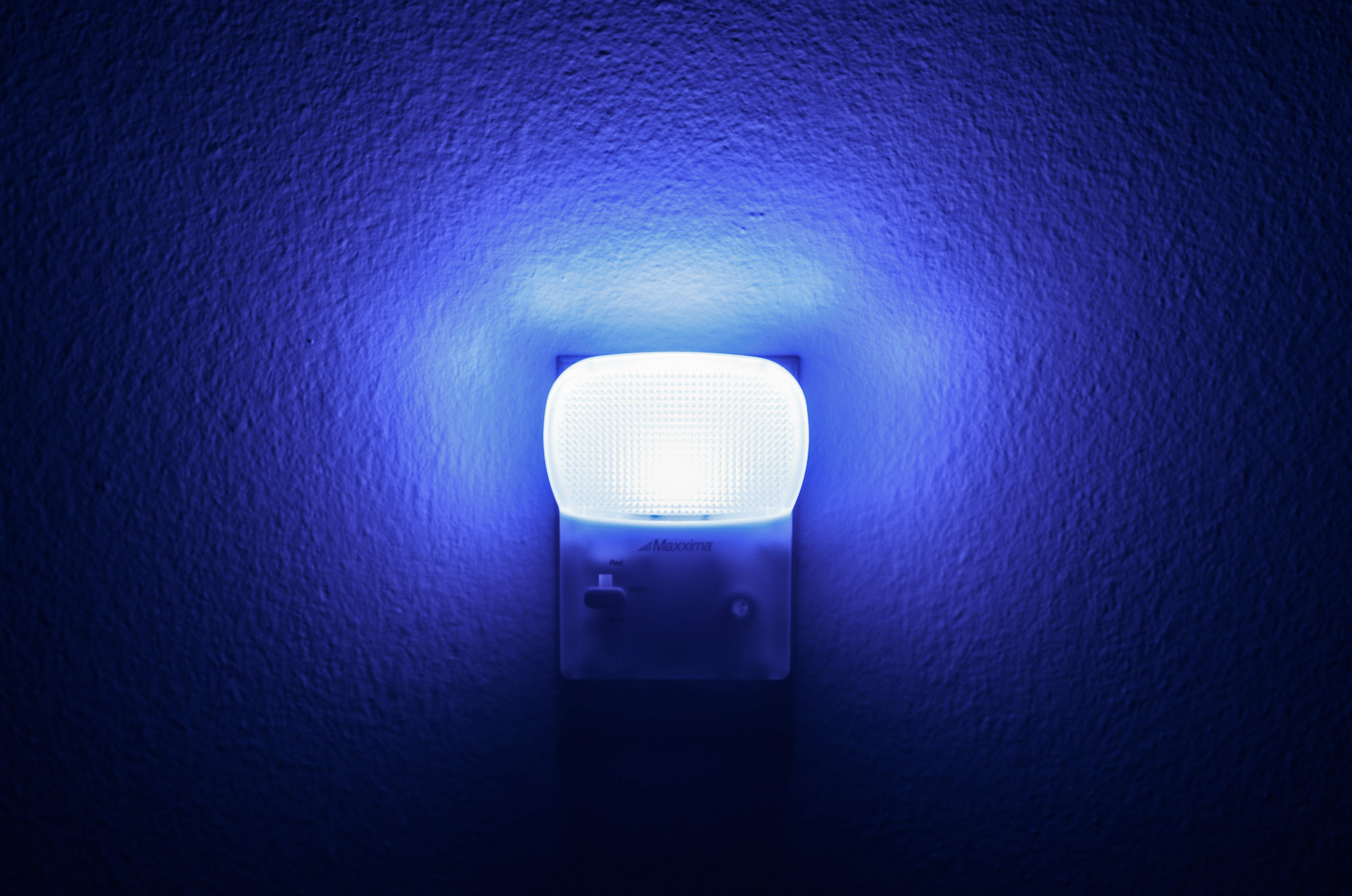 Blue Night Light Bulbs