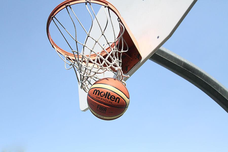 Basketball Backboard Diagram Outdoor Basketball