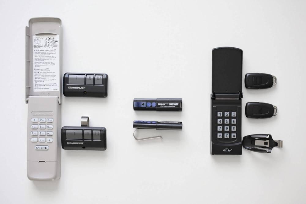 medium resolution of remotes and keypads