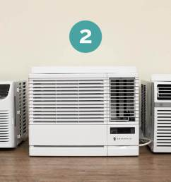compare the best window air conditioners [ 2000 x 916 Pixel ]