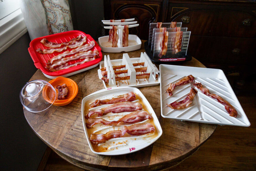 the best microwave bacon cookers of