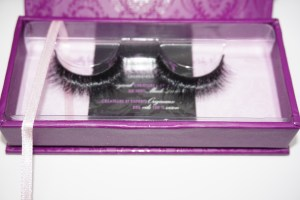Velour lashes in oops naughty me, velour lashes, false lashes by velour, velour false lashes, velour mink false lashes