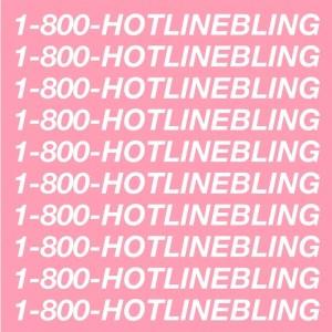 hotline bling, millennial pink