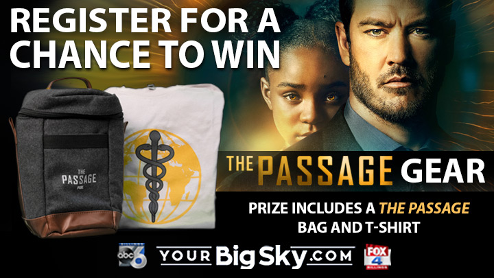 FOX The Passage Sweepstakes