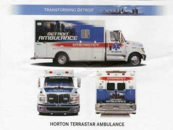 detroit ambulances