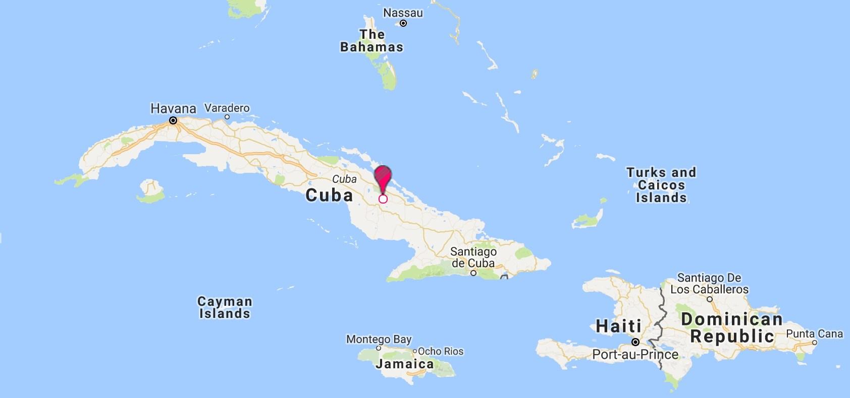 Sailing Cuba Playa Parayso YBH