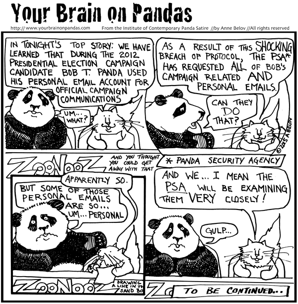 Vote for pandas! We're endangered!