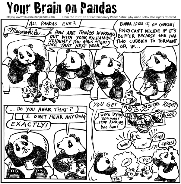 all pandas eve
