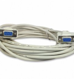 usb to 25 pin null modem cable your cable store 25 foot db9 9 pin [ 1025 x 768 Pixel ]