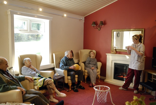 Penberthy care home Newquay Cornwall