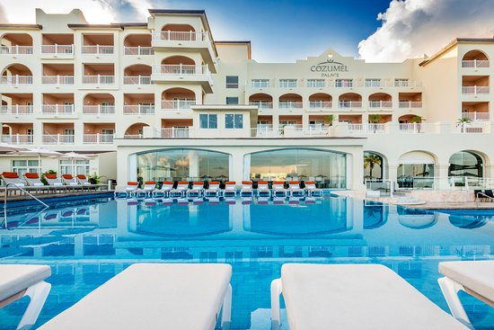 45% Off All Cozumel Palace® Bookings – Brand New Deal – 103 Uses Today