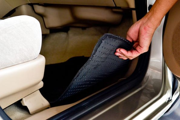 Image result for car mats dirty