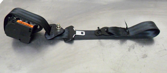seat belt - find the parts number how they work - your car spares
