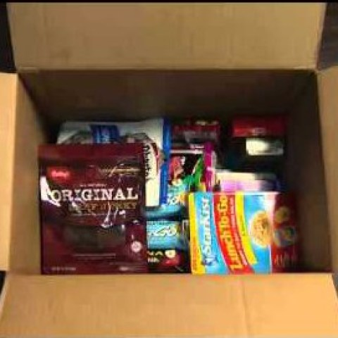KCRA Operation Care Package PSA