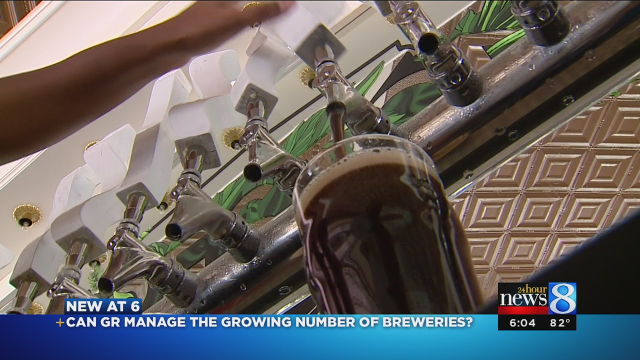 Can GR manage the growing number of breweries?