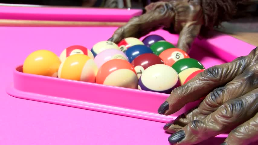 Pool Tournament to Fight Breast Cancer