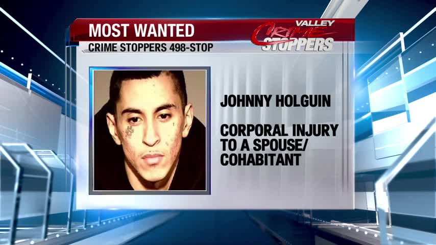 Crime Stoppers Most Wanted: Johnny Holguin