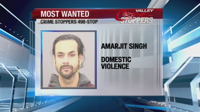 Crime Stoppers Most Wanted: Amarjit Singh