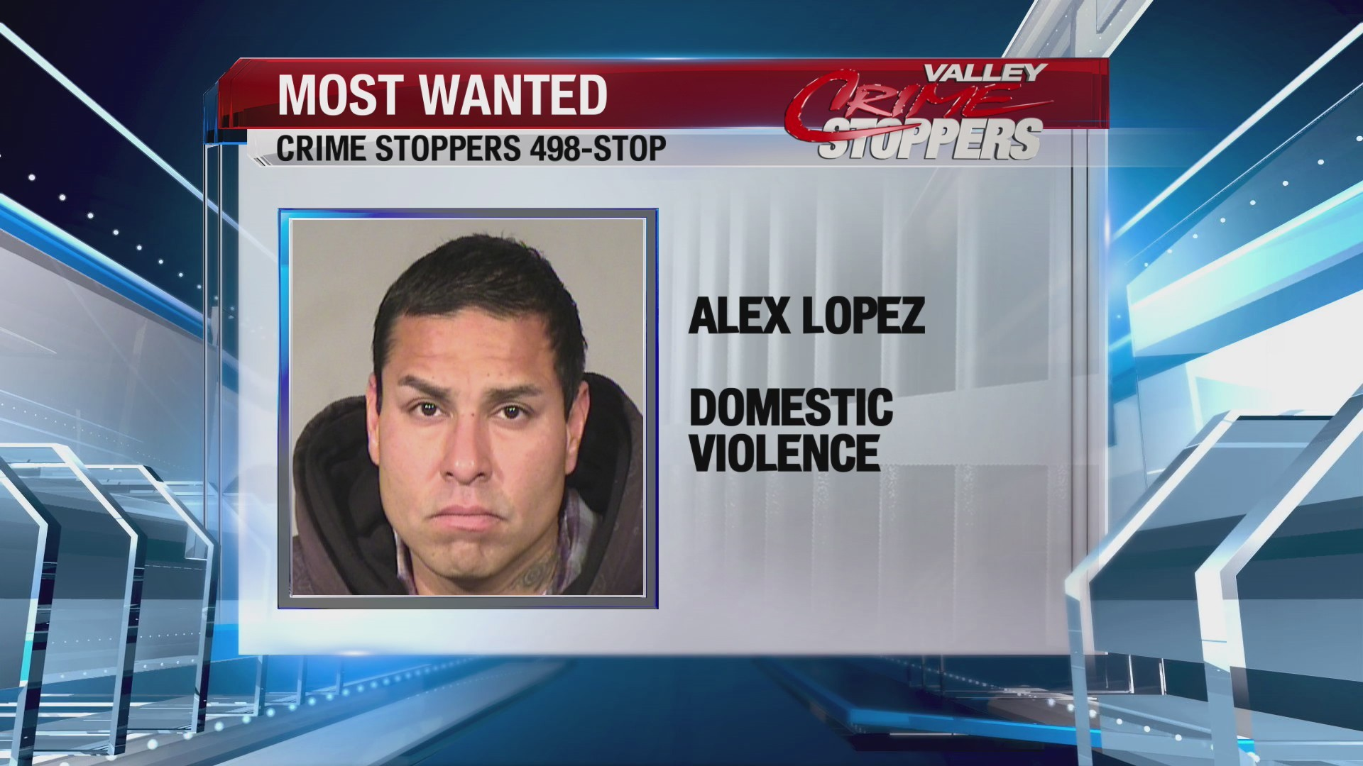 Crime Stoppers Most Wanted: Alex Lopez