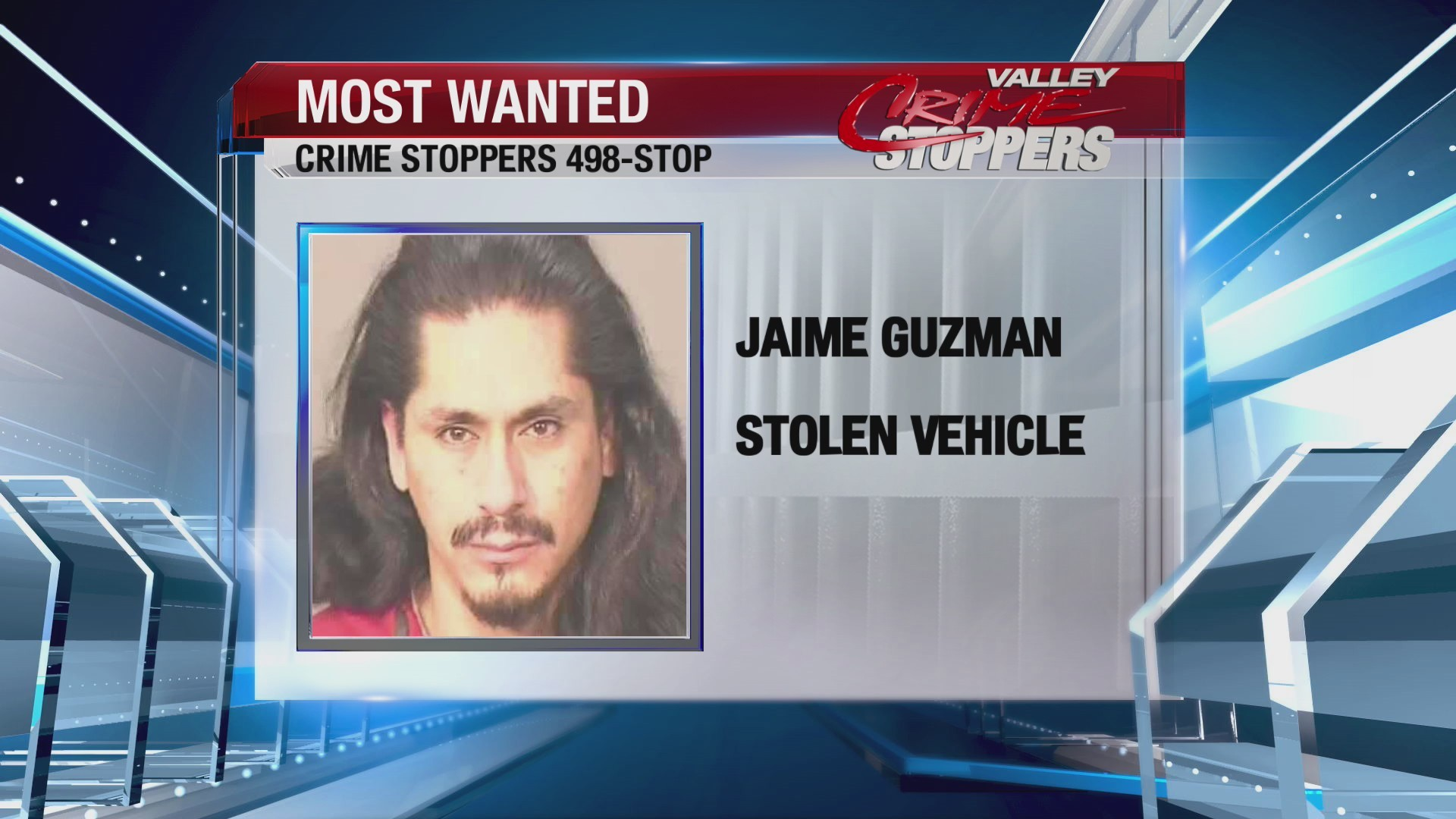 Crime Stoppers Most Wanted: Jaime Guzman