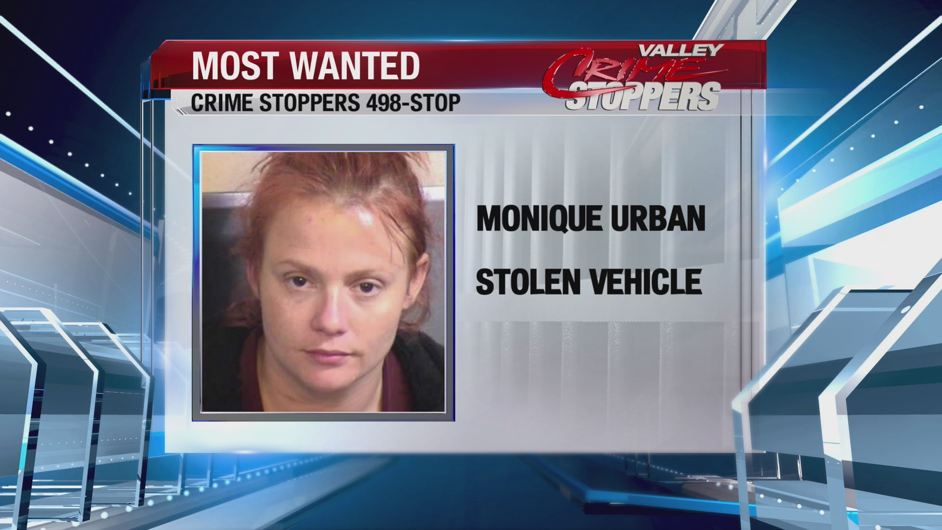 Crime Stoppers Most Wanted: Monique Urban