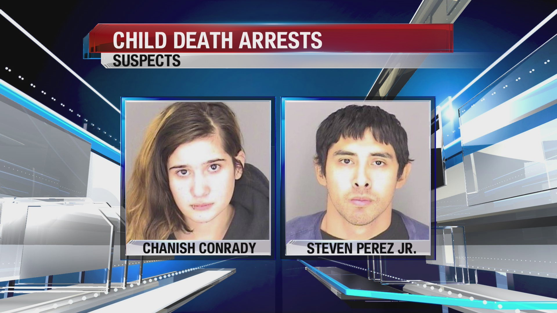 Mother and boyfriend arrested following death of 4-year-old child