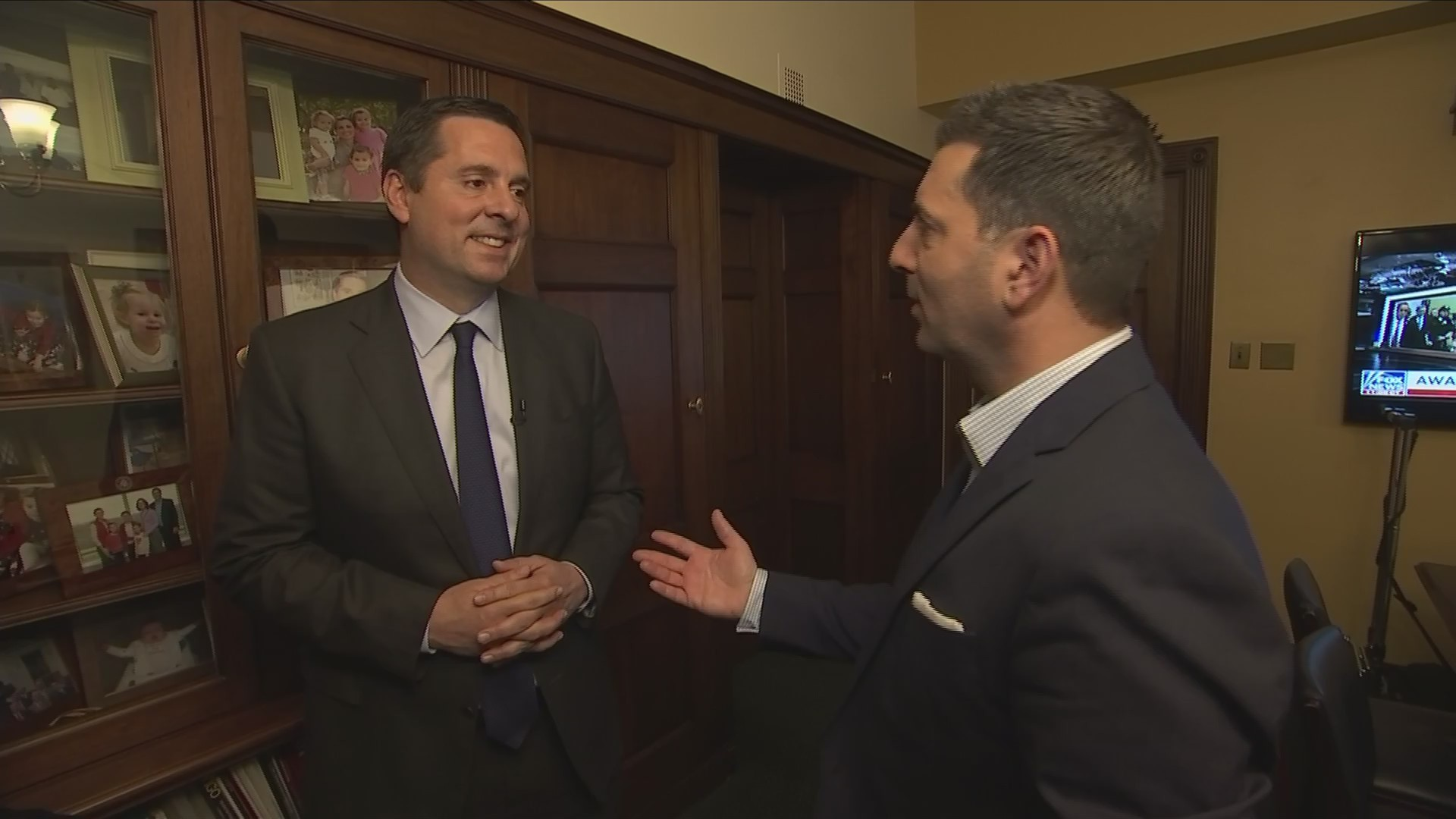 EXCLUSIVE: Congressman Nunes talks lawsuits, the Mueller Report and personal safety
