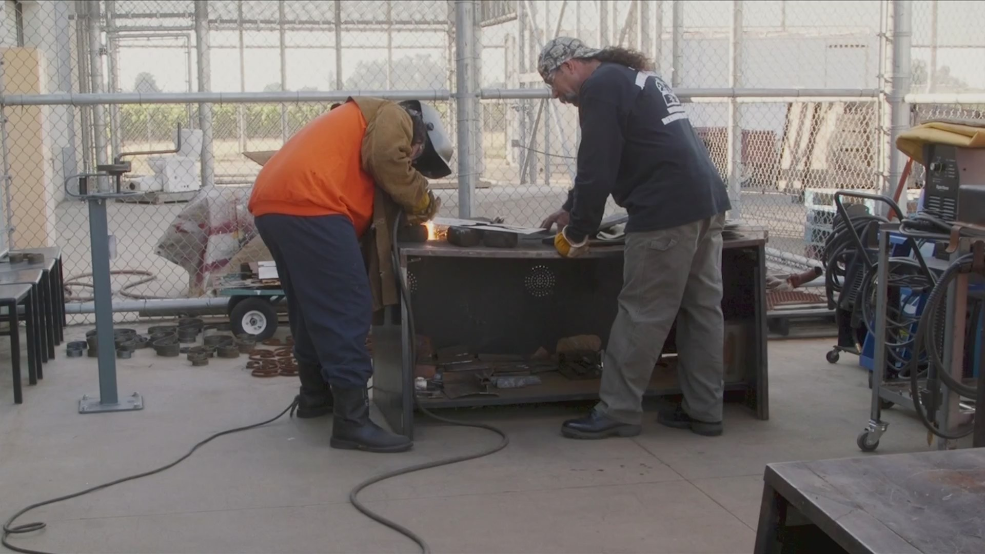 Inspiring the Valley: How welding is changing the lives of Fresno County's youth