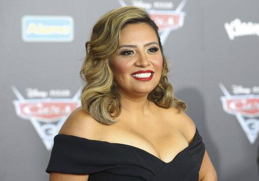 Cristela Alonzo calls her book a 'mixtape memoir