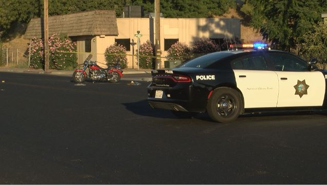 53-year-old man dies after motorcycle crash, police say
