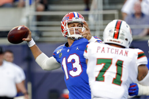 Feleipe Franks, Scott Patchan