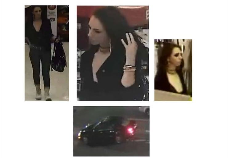 Fresno police seek info on woman who used stolen checks at