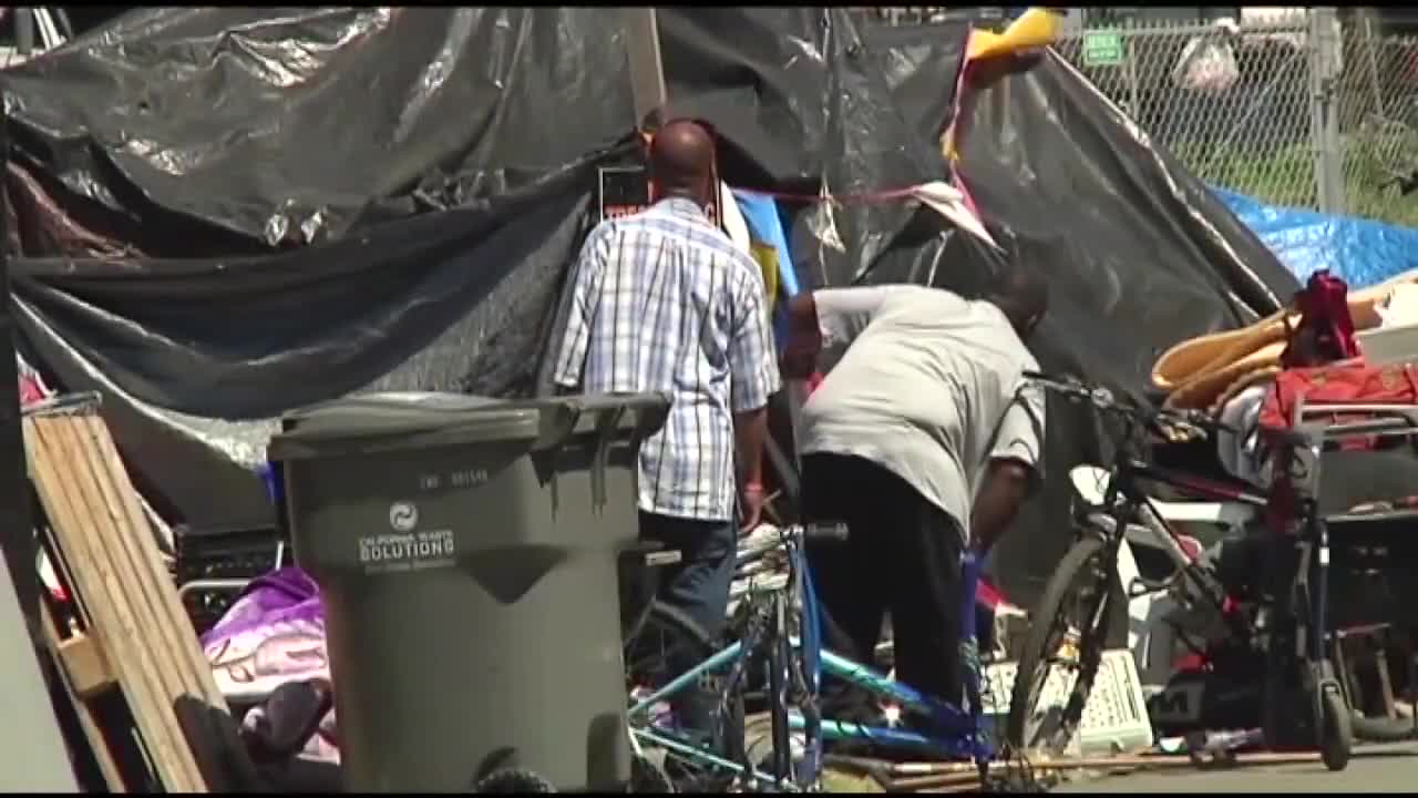 Homelessness, the center of Governor Newsom's State of the State Address