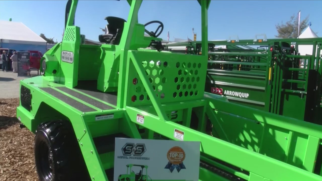 New innovations unveiled at the 2020 World Ag Expo.