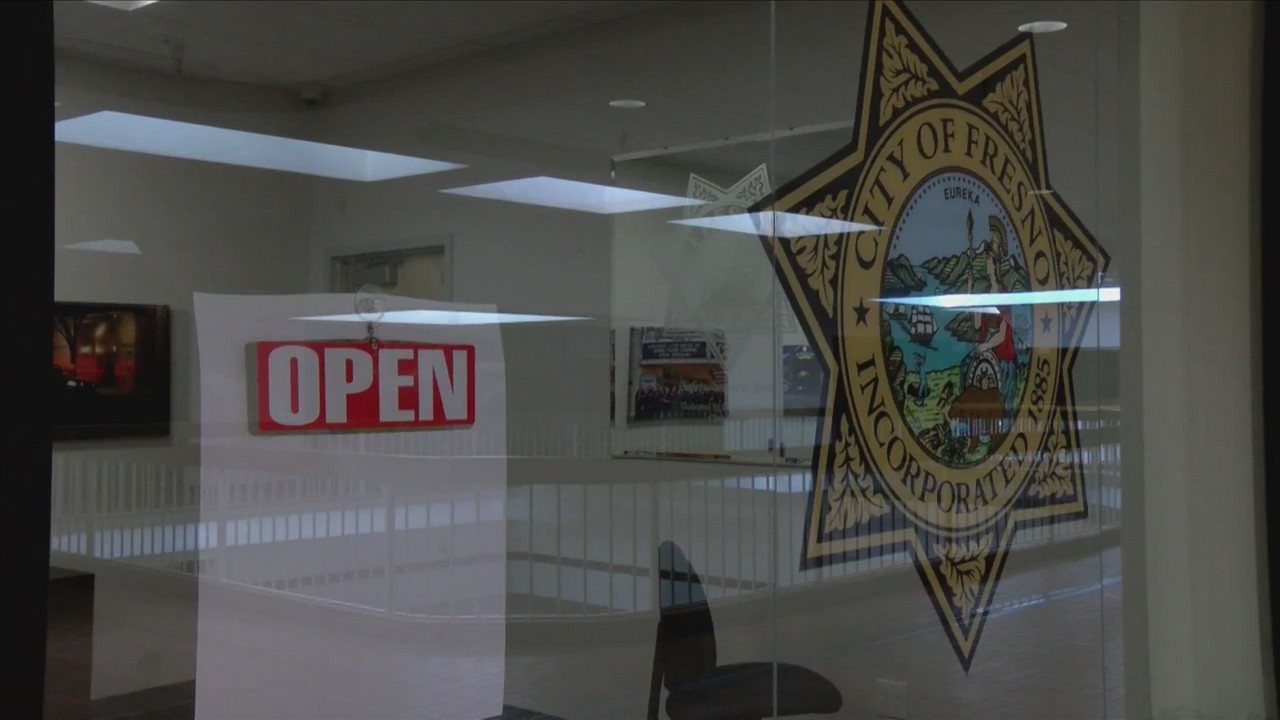 Fresno Police has a new window inside the Manchester Center