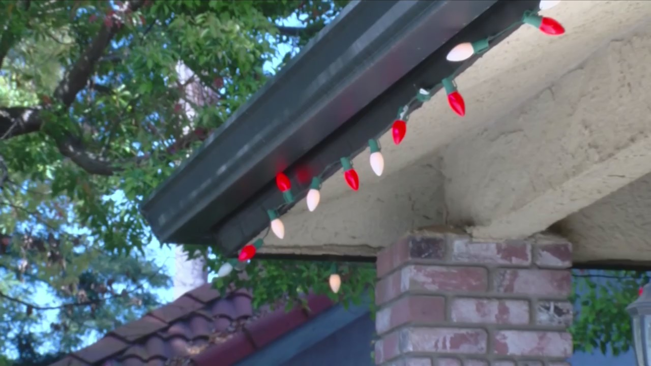 'Merry quarantine': Springtime Christmas lights spreading cheer during coronavirus