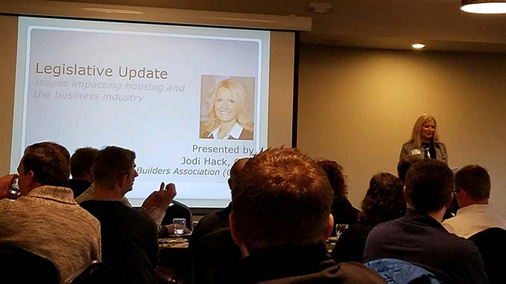 Legislative Update by Jodi Hack