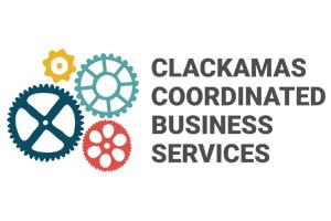 Clackamas Coordinated Business Services Logo