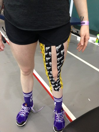 RockTape at the MAAC