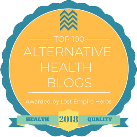 Read our blogs and see why we were voted as one of the top 100 alternative health blogs!