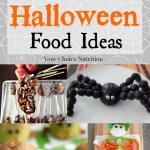 Healthier Halloween Food Ideas