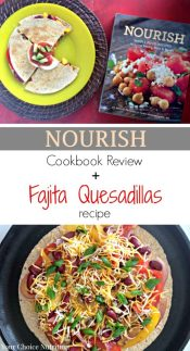 Fajita Quesadillas recipe