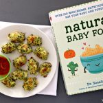 Natural Baby Food Book Review + Zucchini Tots Recipe