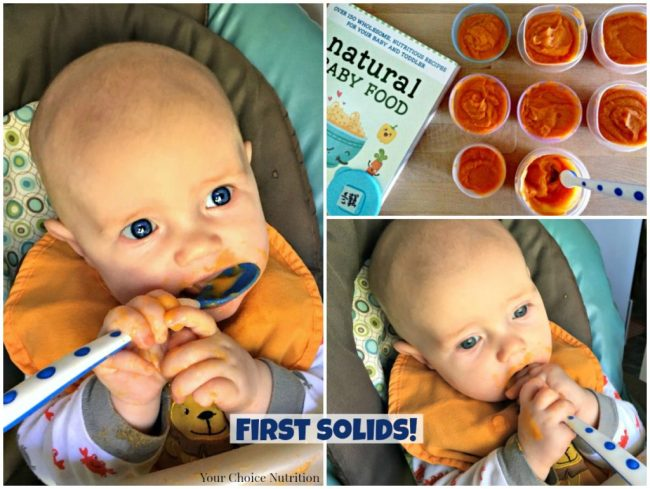Natural Baby Food Book Review Zucchini Tots Recipe Your Choice