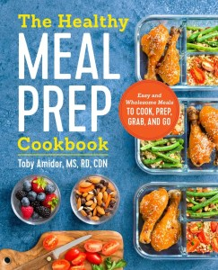 The Healthy Meal Prep Cookbook Review