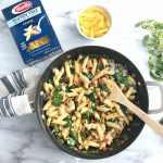 Mediterranean Chicken & Pasta Skillet (GF)